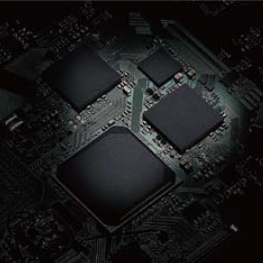 4K Engine with High-Speed Processing on a New LSI