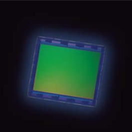 New 4/3-type Sensor for Beautiful Bokeh Effects and 4K Resolution