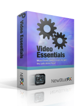 NewBlueFX Video Essentials I