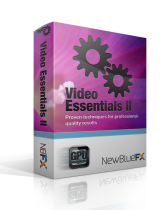 NewBlueFX Video Essentials II
