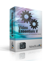 NewBlueFX Video Essentials V